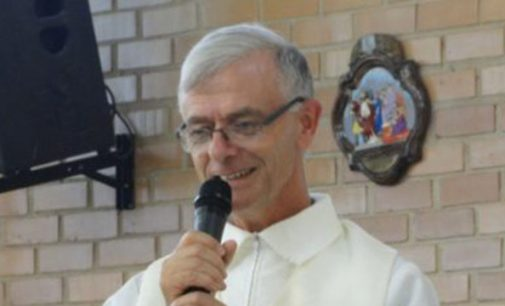 Padre Mário Glaab é eleito Administrador Diocesano de União da Vitória
