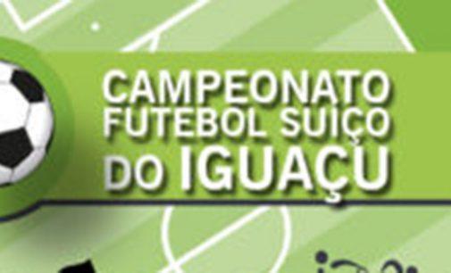 Se inicia dia 25 o Campeonato de Futebol Suíço Iguaçu