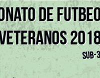 Inscrição: Campeonato de Futebol Sete Veteranos de Bituruna