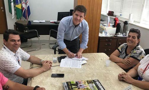 União da Vitória firma parceria em projetos com o SESC