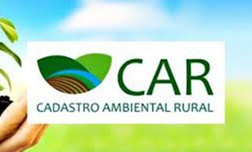 31 de maio finaliza o Cadastro Ambiental Rural (CAR)