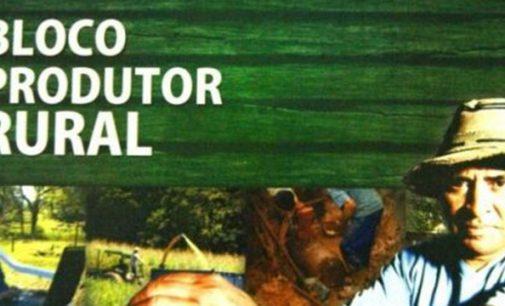 Agricultor hora de entregar a Nota de Produtor de 2017