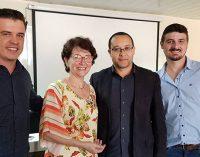 Bituruna firma termo de cooperação para a CFR