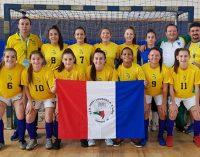 Biturunense é campeã mundial de futsal escolar em Israel