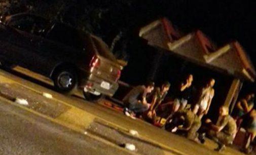 Ciclista é atropelada no bairro Santa Rosa