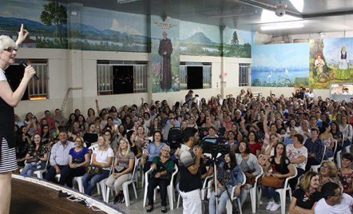 II Sarau reúne fiéis em Porto União
