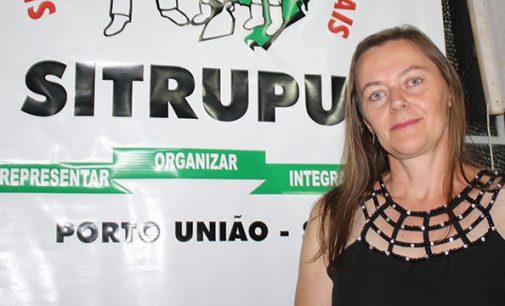 Marlene Gan assume a presidência do Sitrupu