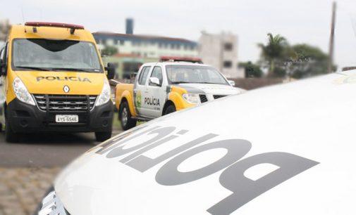 PM faz operação contra drogas em União da Vitória