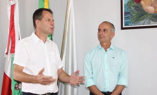 Percy Storck comandará Porto União por 15 dias