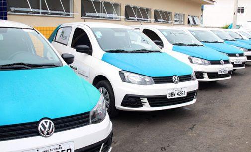 Saúde de União da Vitória recebe carros e ambulâncias