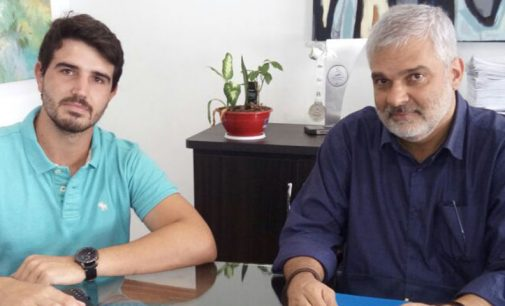 Gustavo Greselle é o novo secretário de agricultura de General Carneiro
