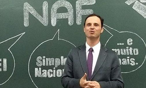 Delegado da Receita Federal abre sala do NAF na Uniuv