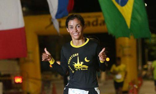 Acadêmica da Uniguaçu vence 7ª Ultramaratona de 12h no Rio de Janeiro