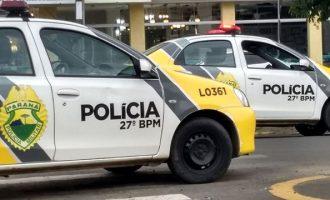 Autor de furto em loja de celular em UVA é detido