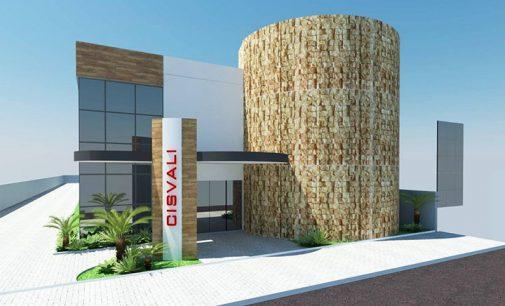 É Entregue projeto da nova sede do CISVALI