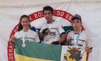 Equipe do Kickboxing de Bituruna vão para etapa Brasileira