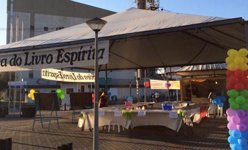 Feira do Livro Espírita em Porto União chega a sua 7ª edição
