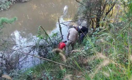 Homem é encontrado morto no rio Vermelho em UVA