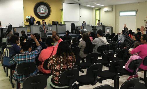 Justiça de UVA busca retorno dos alunos à escola