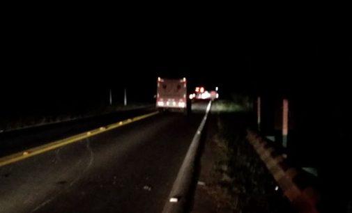 Motociclista morre, após colidir em ponte na BR 280
