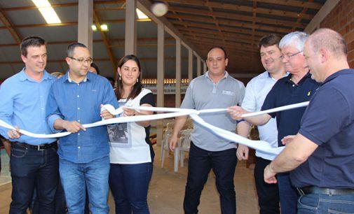 Nova quadra poliesportiva beneficia moradores de Bituruna