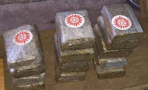 Operação contra o tráfico de drogas em Porto União