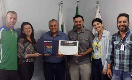 Paulo Frontin vai participar do Dia do Desafio 2018
