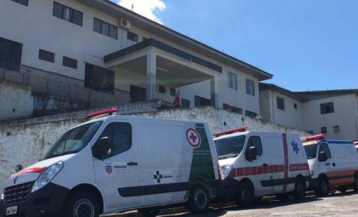 Saúde de General Carneiro conta com quatro ambulâncias