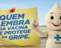 Vacinação contra gripe se inicia hoje em Porto União