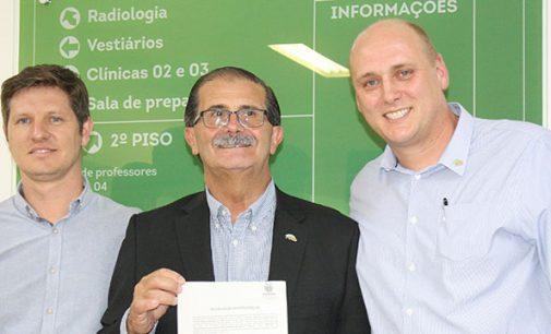 Uniuv recebe recursos para nova clínica Odontológica