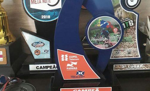 Atletas de UVA conquistam bons resultados em Campeonato de Dowhill