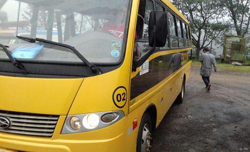 Bituruna conquista aumento de 20% para transporte escolar