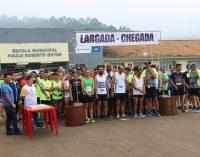 Circuito de Corrida de Rua reúne 350 pessoas em Bituruna