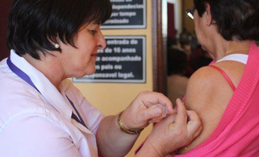 Fundação de Saúde de Bituruna alerta baixo índice de vacinação contra a gripe