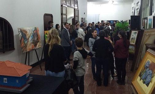 30 empresas participam do Arte do Bem em UVA