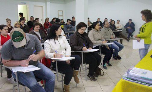 MEIs e empresas de pequeno porte de Bituruna participam de Curso