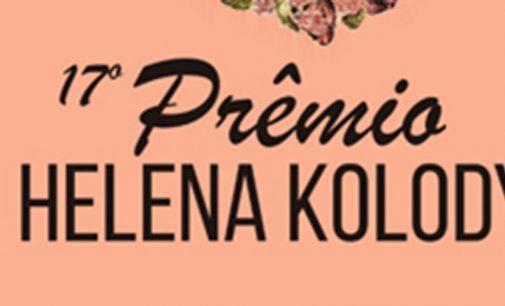 Cruz Machado realiza 17ª edição do Prêmio Helena Kolody