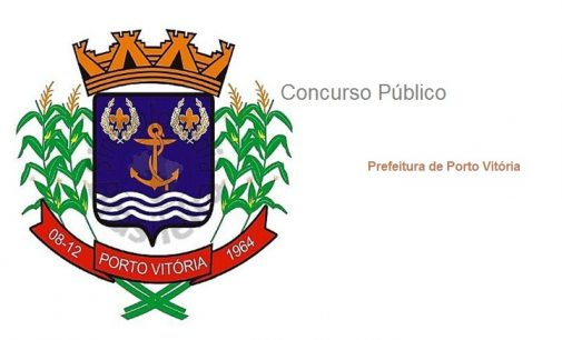 Novo Concurso Público da Prefeitura de Porto Vitória