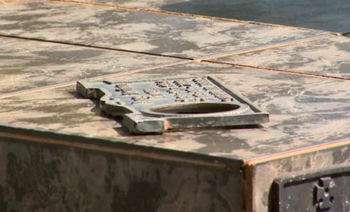 Objetos de cemitério em UVA são furtados