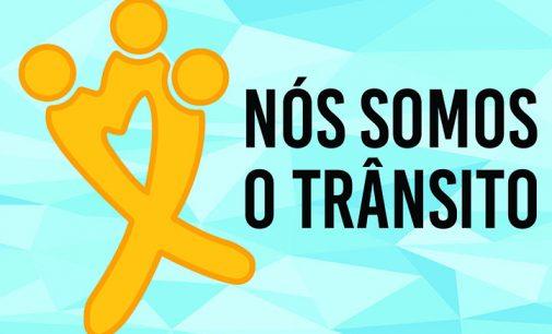 Porto União inicia ações do Maio Amarelo