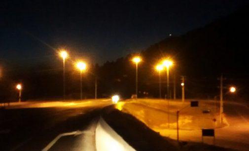 Prefeitura de União da Vitória faz melhorias na iluminação