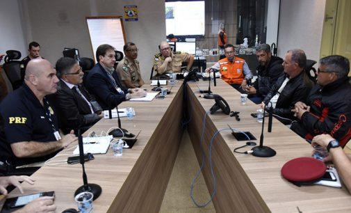 Governo do PR vai contra utilizar Forças Federais para desbloquear estradas