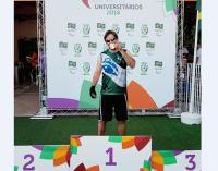Paratleta de UVA conquista 1º lugar nos Jogos Paralimpicos