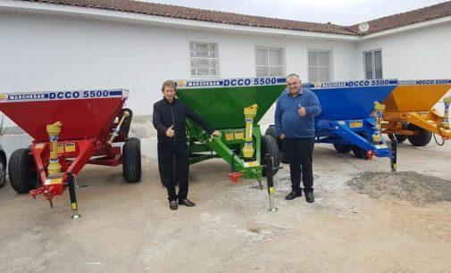 Secretária de obras de Paulo Frontin recebe maquinários