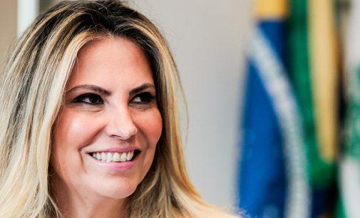 Governadora do Paraná, Cida Borghetti, vem a União da Vitória