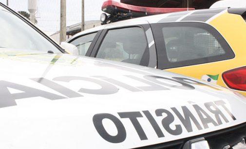 Acidente de trânsito em General Carneira deixa uma pessoa ferida