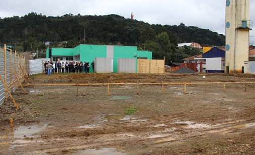 Bituruna inicia obras do Centro de Convivência do Idoso