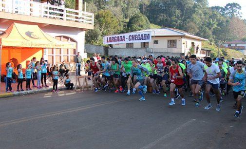Bituruna realiza 2ª etapa do Circuito de Corridas de Rua