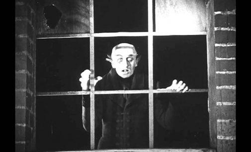 Cineclube Agulheiro 310, tem sessão hoje do filme Nosferatu