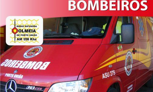 Homem é baleado em escritório no centro de Porto União